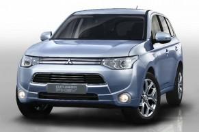 Mitsubishi Outlander Plug-In dla fanów karawaningu