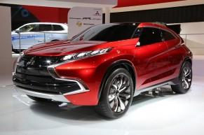 Znamy wygląd następcy Mitsubishi ASX?