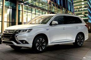 Mitsubishi pracuje nad elektrycznym SUV'em